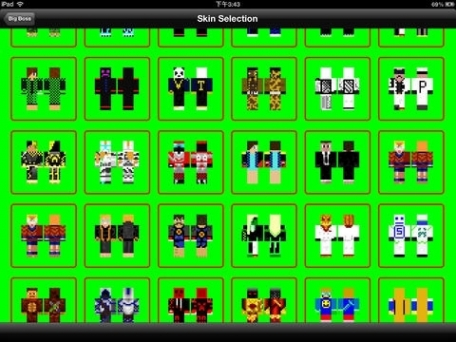 1000000+ Pocket Skins Studio: Minecraft Edition