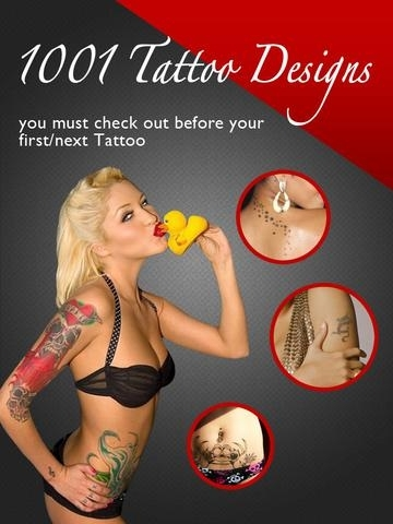 1001 Tattoo Designs