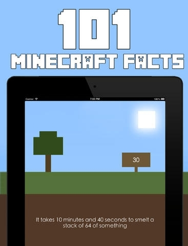 101 Facts - Minecraft Edition!