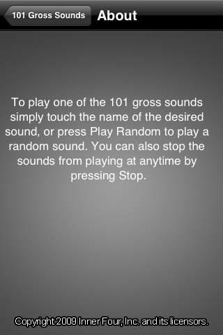 101 Gross Sounds