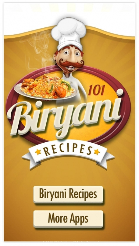 101-Biryani Recipes