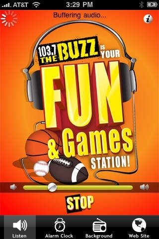 103.7 The Buzz #1 Sports and Entertainment Talk Station in Central Arkansas!
