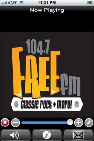 104.7 FreeFM