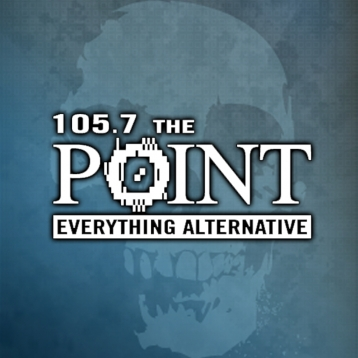 105.7 The Point  Everything Alternative