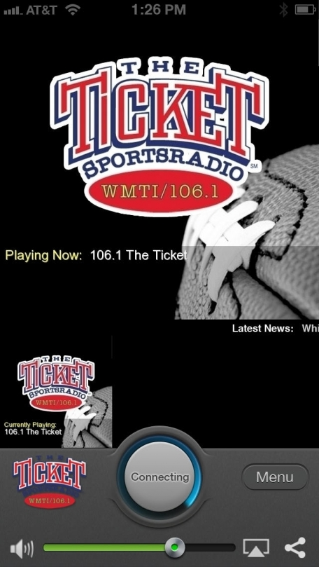 106.1 The Ticket