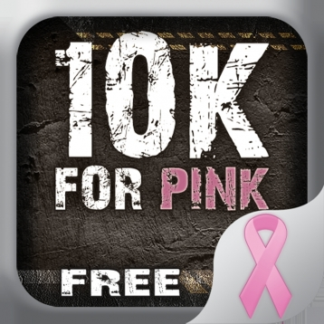 10K Trainer FREE - Run for PINK - Couch to 10K