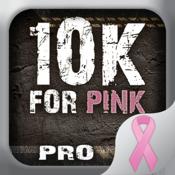 10K Trainer Pro - Run for PINK - Couch to 10K