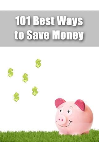 101 Best Ways to Save Money