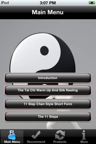 11 Step Chen Style Tai Chi