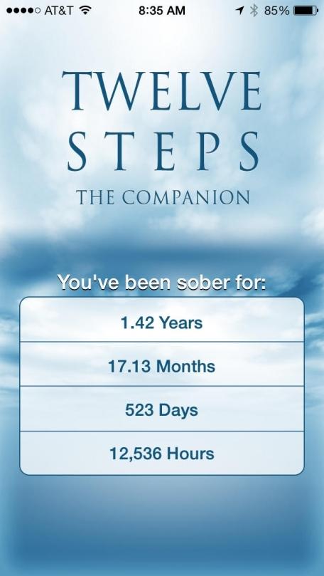 12 Steps AA Companion - Alcoholics Anonymous