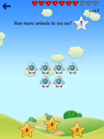 123 Animals Kids Counting Lite Free