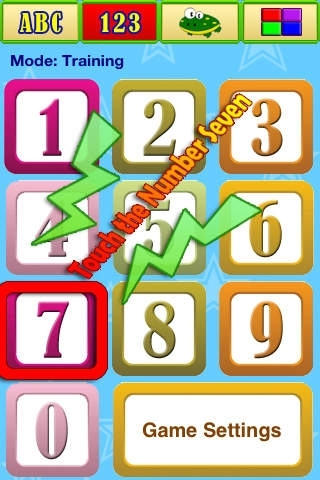123 Audio Talking Baby Learning Game Free Lite