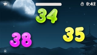 123 Ninja - The First Numbers Slicing Game for Kids