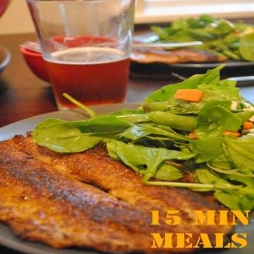 15 Min Meals