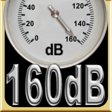 160dB Sound Level Meter