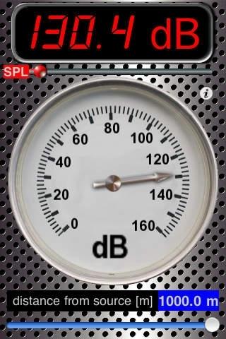 160dB Sound Level Meter