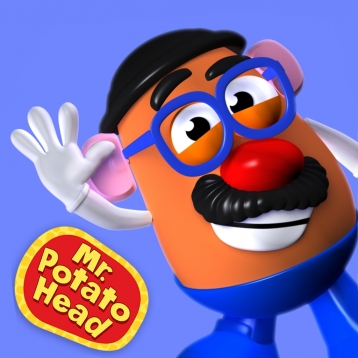Mr. Potato Head Create & Play