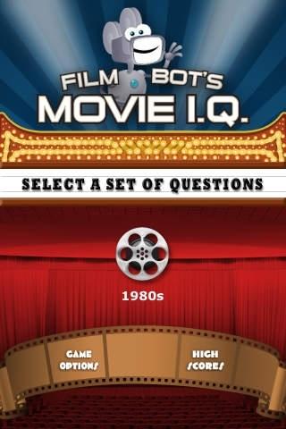 1980s Vol. 1 - Film Bot Movie I.Q. (FREE)
