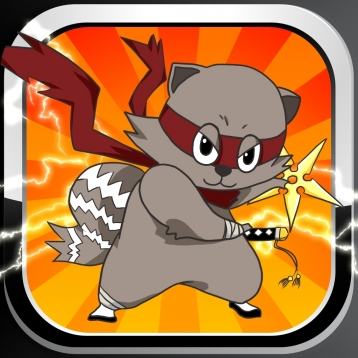 Raccoon Ninja: Addition Subtraction Games and Problems for Fast Basic Kindergarten Math Lessons