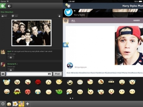 1D FanCrowd - One Direction Social Edition