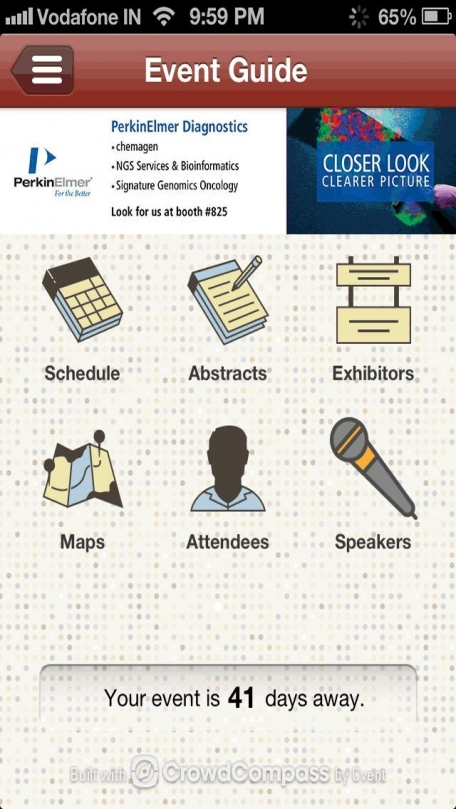 ASHG 2013 Annual Meeting