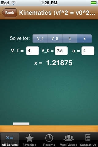 101-in-1 Physics Solver