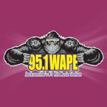 95.1 WAPE Jacksonville\'s #1 Hit Music Station