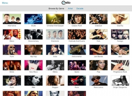 Qello - Concerts & Music Documentaries