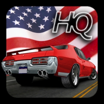 1st Furious Racing: Muscle car