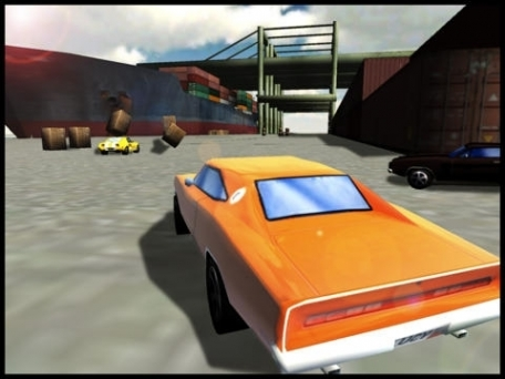 1st Furious Racing: Muscle car