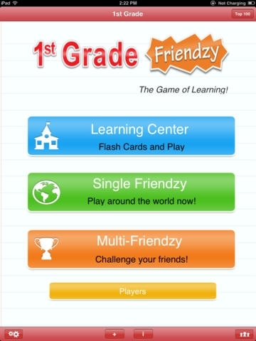 1st Grade Friendzy