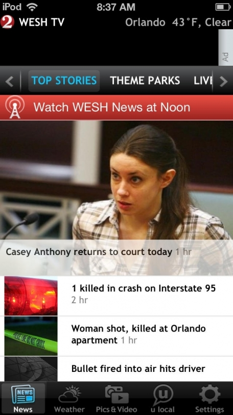 WESH 2 – Orlando breaking news and weather