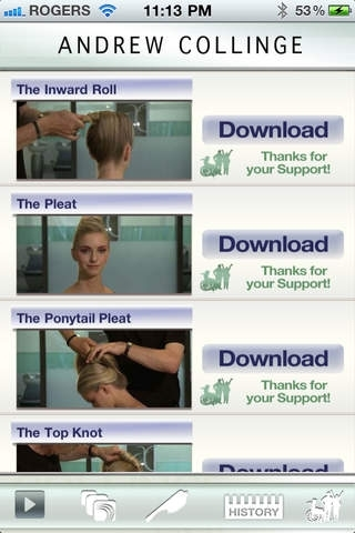 2 Minute Up-Do's