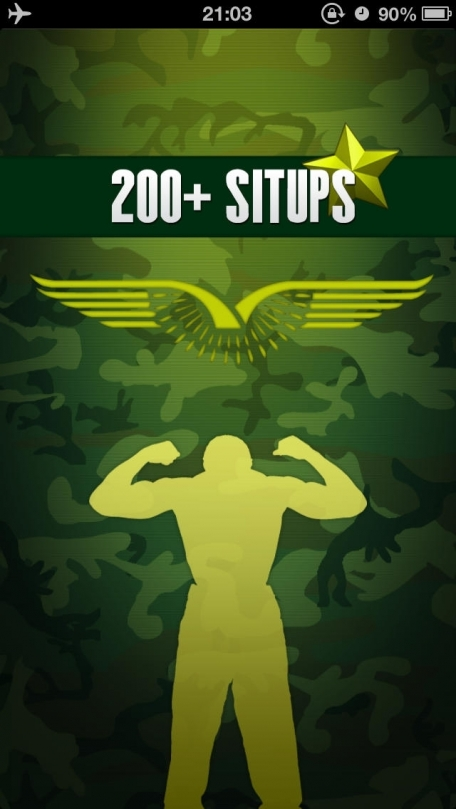 200+ Situps - Redefine Your Perfect Abs in Six Weeks