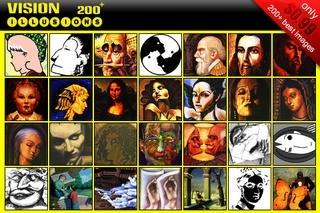 200+ vision illusions