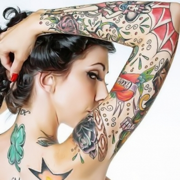 20,000 Art Tattoos Catalog HD