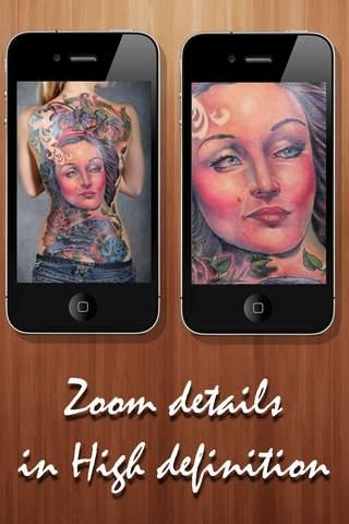 20,000 Art Tattoos Catalog HD