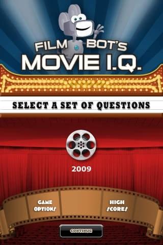 2009 - Film Bot's Movie I.Q. (FREE)