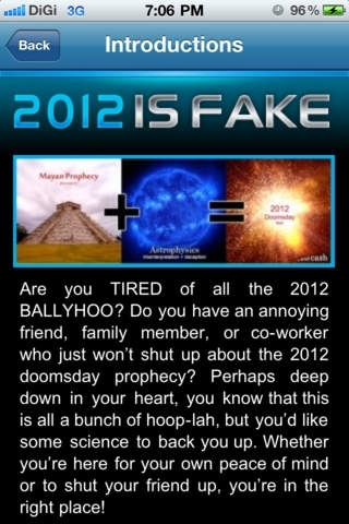 2012 is Fake