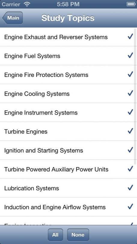 2014 FAA Test Prep - Aviation Mechanic Powerplant (AMP)