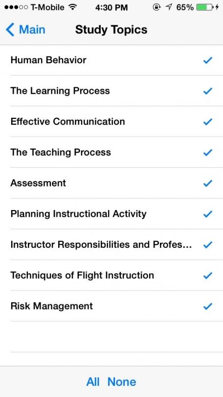 2014 FAA Test Prep - Fundamentals of Instructing (FOI)