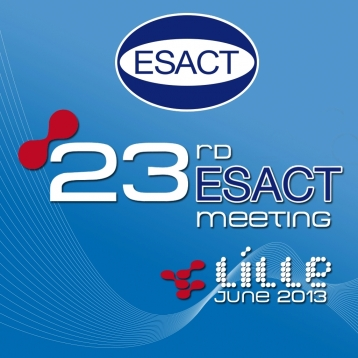23rd ESACT meeting 2013