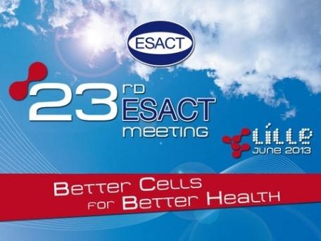 23rd ESACT meeting 2013