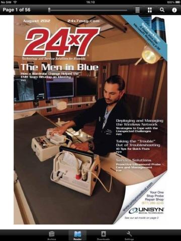 24x7 Magazine
