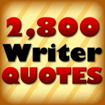 2,800 Writer Quotes