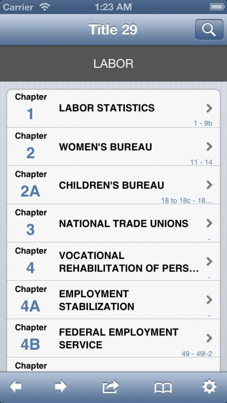 29 USC - Labor (Title 29 United States Code)