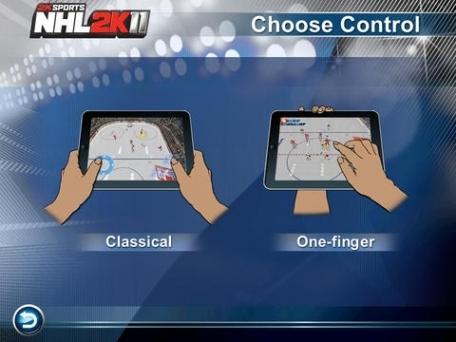 2K Sports NHL 2K11 for iPad