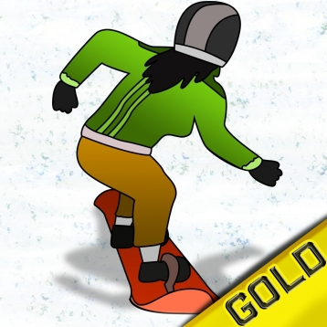Fun Free Winter Snow Games Gold Edition – Ski Snowboard & Snowmobile Ice Sports events for kids and family