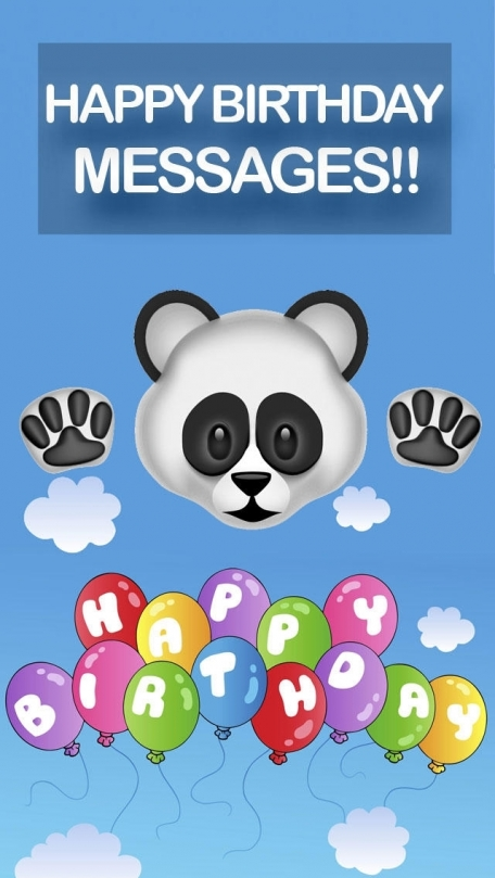 Emoji Party Free Talking Emoticon Text Art for Happy Birthday – Funny Talking Birthday Cards