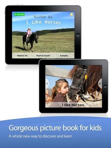 2nd Grade Reading - I Like Horses